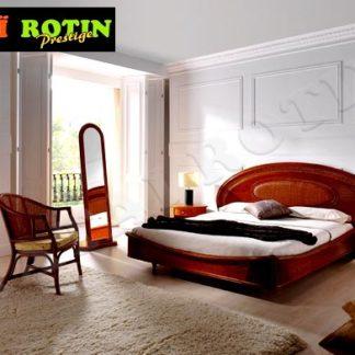 Chambre à Coucher Rotin NIZA
