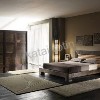 chambre à coucher en bambou TIGER